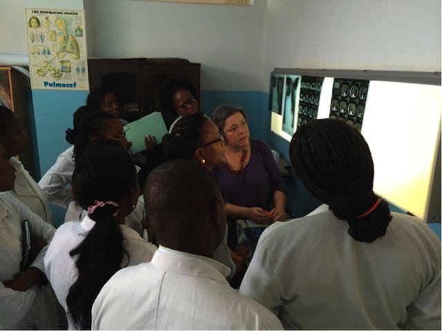 Hospital Central de Maputo Mozambique Hospital Central de Maputo
